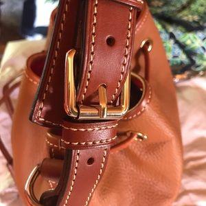 Dooney & Bourke Bags - Dooney & Bourke Drawstring Bucket bag